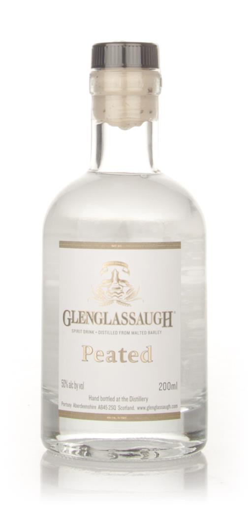 Glenglassaugh Peated Spirit Drink 20cl Malt Spirit and New Make Whisky