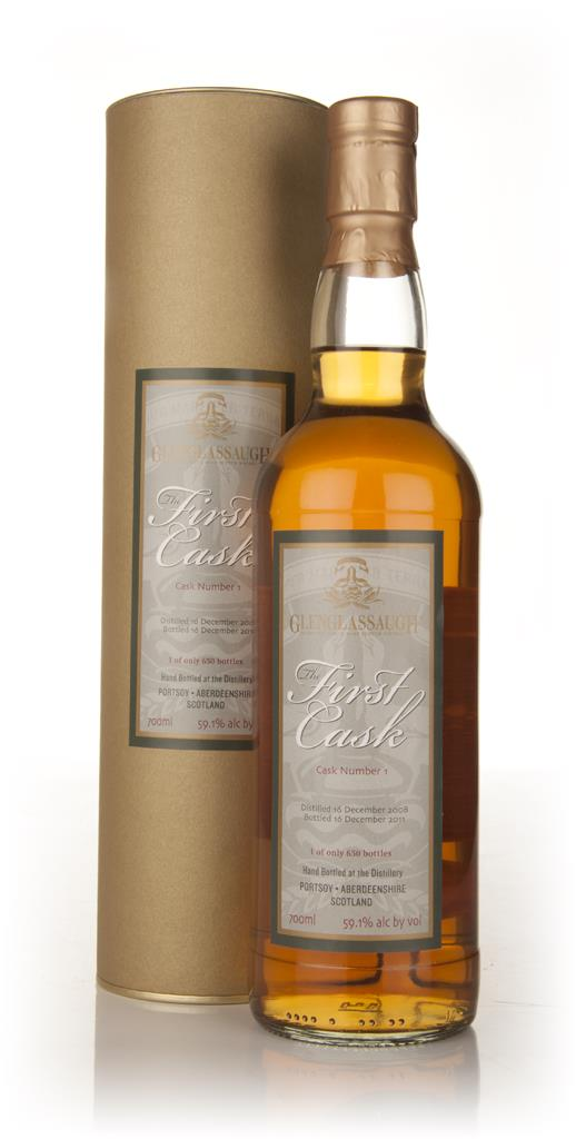 Glenglassaugh The First Cask Single Malt Whisky
