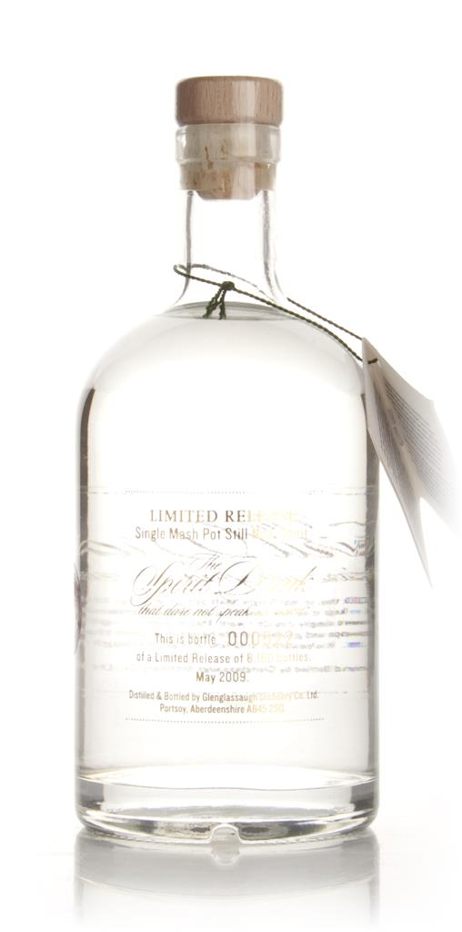 Glenglassaugh The Spirit Drink That Dare Not Speak Its Name Malt Spirit and New Make Whisky