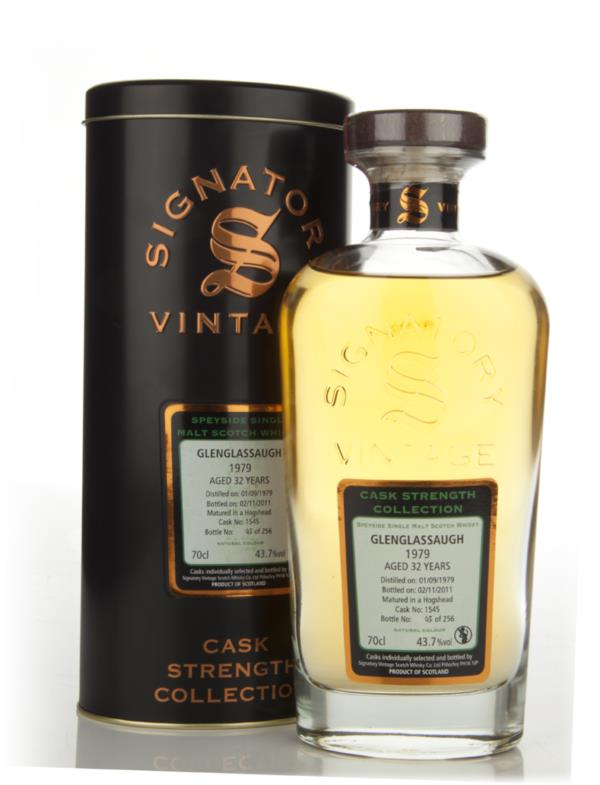 Glenglassaugh 32 Year Old 1979 Cask 1545 - Cask Strength Collection (S Single Malt Whisky