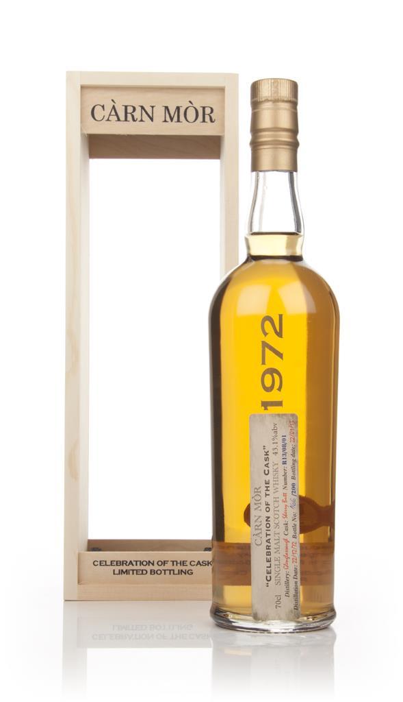 Glenglassaugh 40 year Old 1972 (cask R13/08/01) - Celebration Of The C Single Malt Whisky