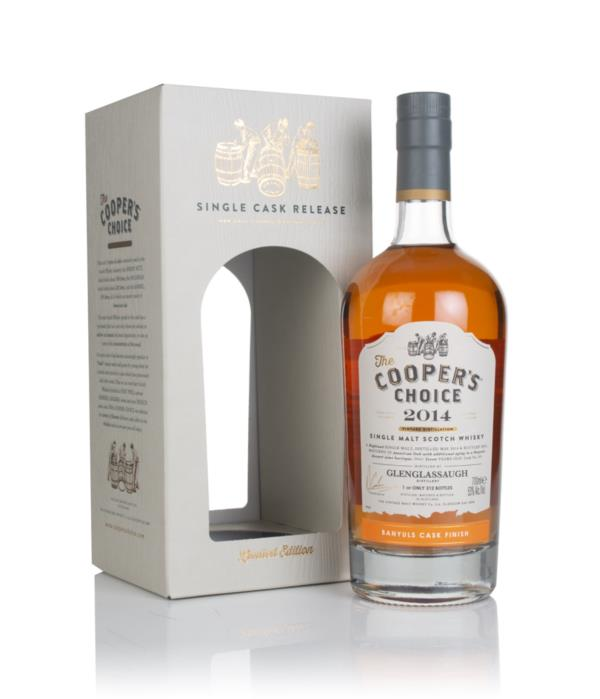 Glenglassaugh 7 Year Old 2014 (cask 101) - The Cooper's Choice (The Vi Single Malt Whisky