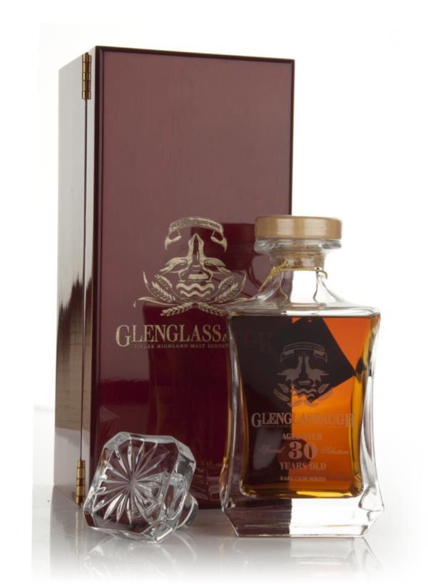 Glenglassaugh Aged Over 30 Years Old - Rare Cask Series Single Malt Whisky