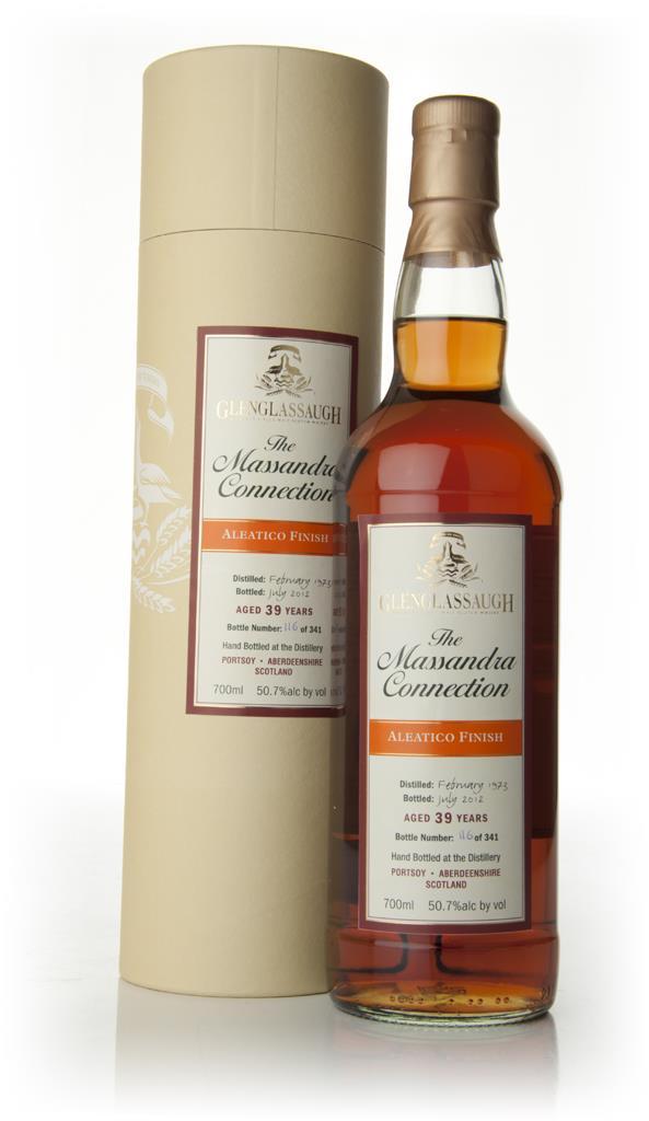 Glenglassaugh 39 Year Old 1973 - Aleatico Wine Cask Finish Single Malt Whisky