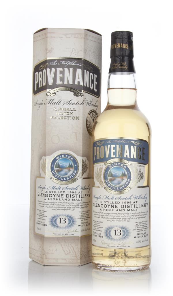 Glengoyne 13 Year Old 1999 (cask 9517) - Provenance (Douglas Laing) Single Malt Whisky