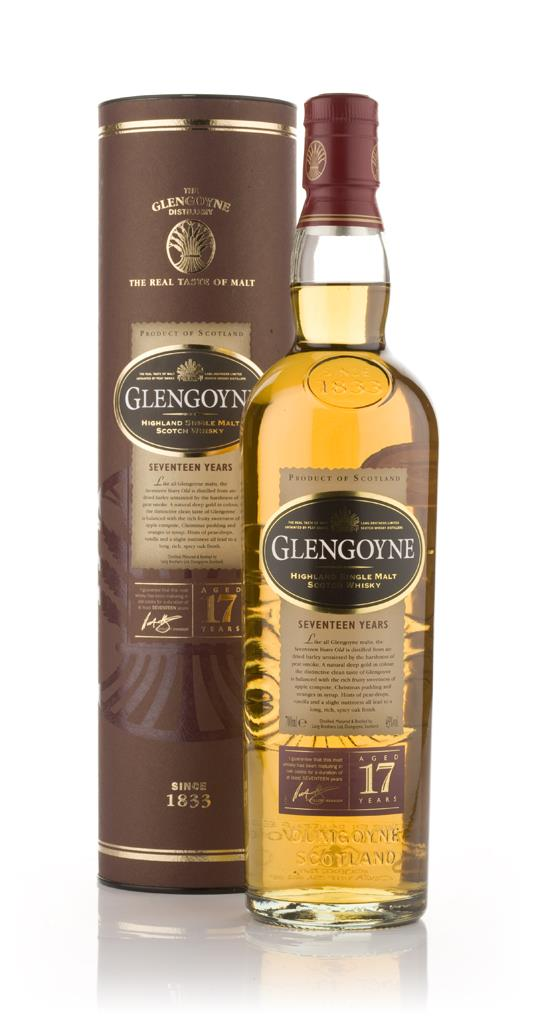 Glengoyne 17 Year Old Single Malt Whisky