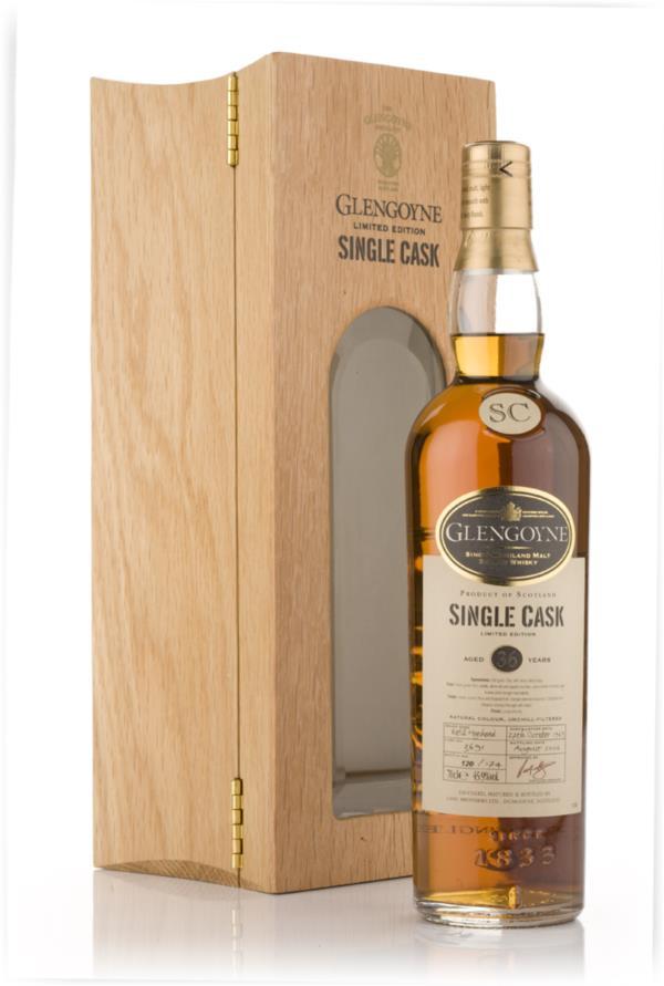Glengoyne 36 Year Old 1969 Single Malt Whisky