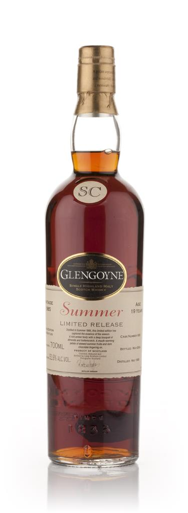 Glengoyne 19 Year Old 1985 Summer Distillation Single Malt Whisky