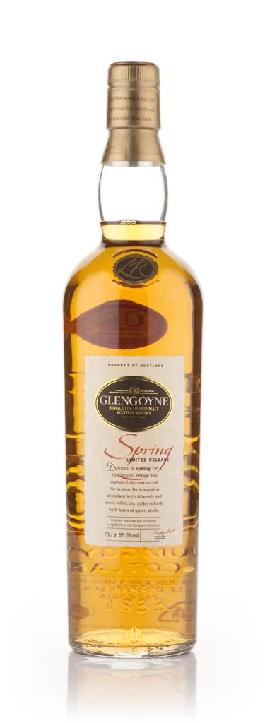 Glengoyne 1972 Spring Single Malt Whisky