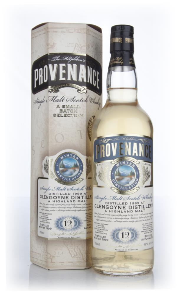 Glengoyne 12 Year Old 1999 Cask 9282 - Provenance (Douglas Laing) Single Malt Whisky