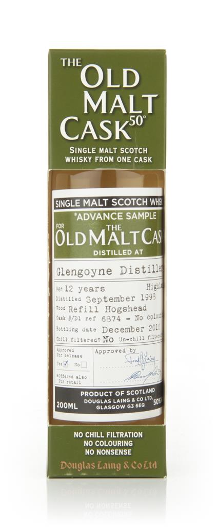 Glengoyne 12 Year Old 1998 - Old Malt Cask  (Douglas Laing) Single Malt Whisky