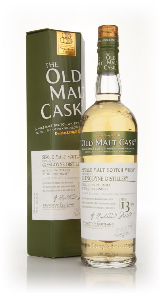 Glengoyne 13 Year Old 1996 - Old Malt Cask (Douglas Laing) Single Malt Whisky