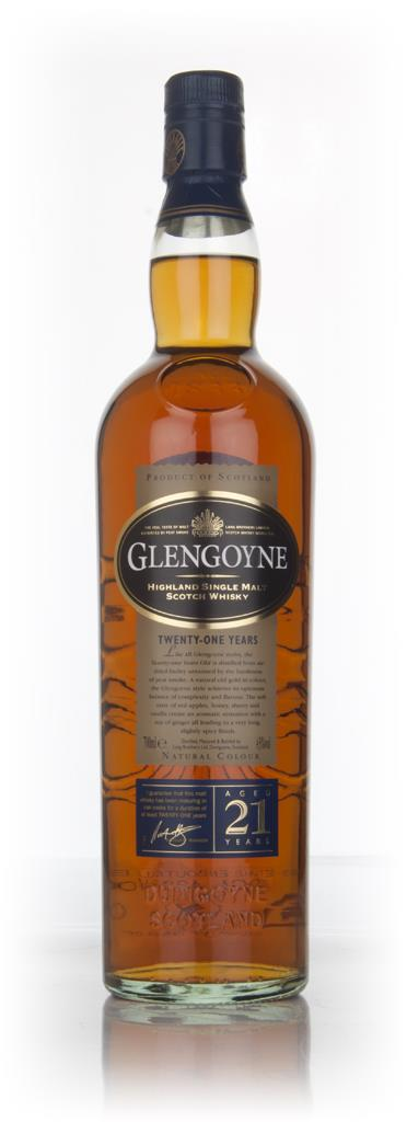 Glengoyne 21 Year Old (Old Bottling) Single Malt Whisky
