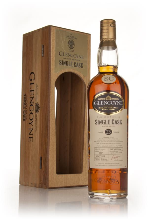 Glengoyne 23 Year Old 1986 Sherry Butt Single Malt Whisky