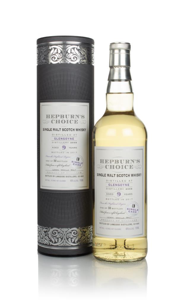 Glengoyne 9 Year Old 2008 - Hepburn's Choice (Langside) Single Malt Whisky