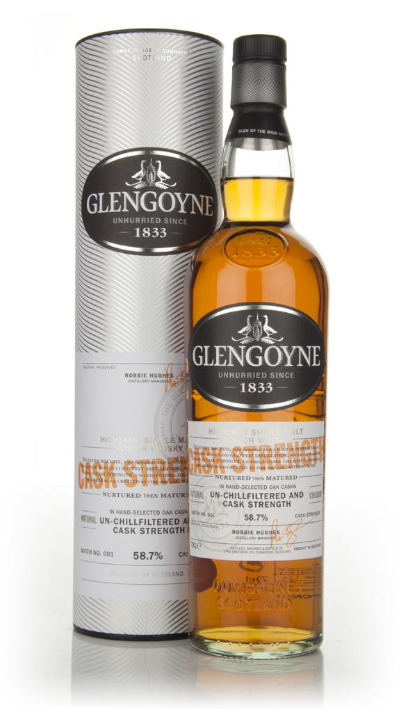 Glengoyne Cask Strength Batch 1 Single Malt Whisky