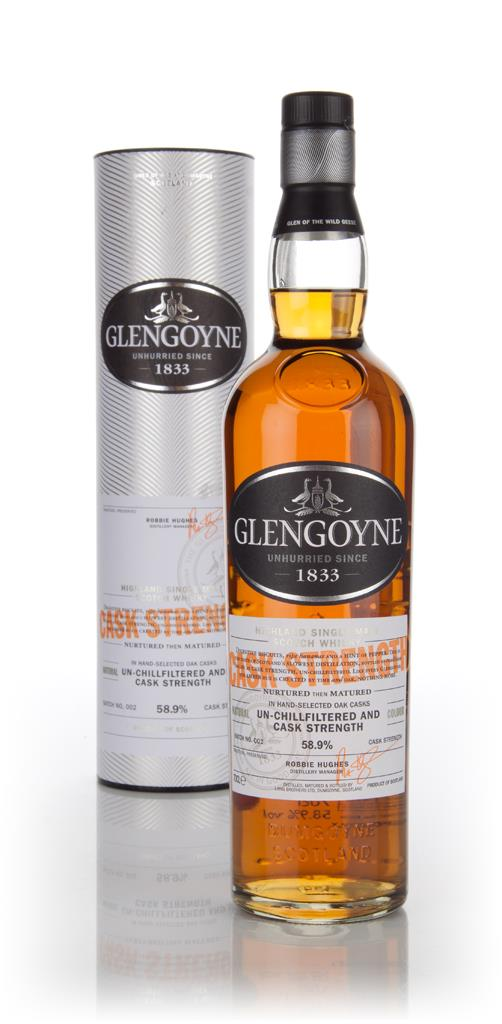 Glengoyne Cask Strength Batch 2 Single Malt Whisky