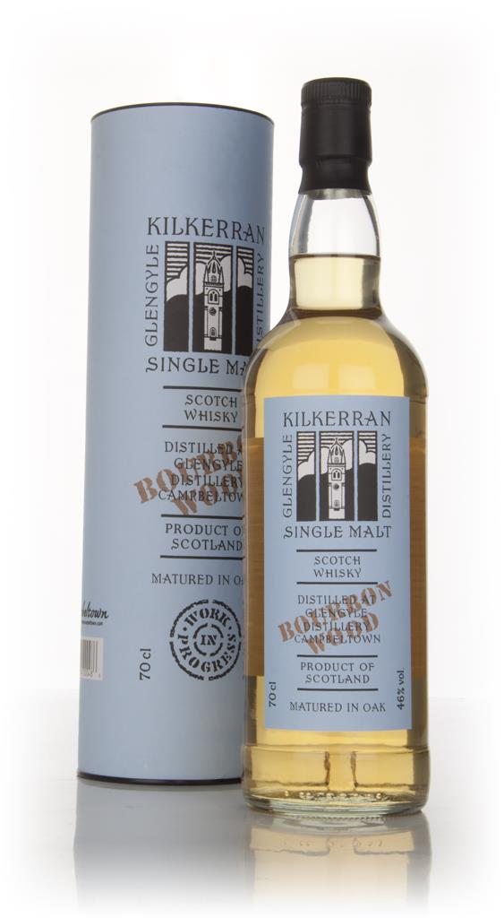 Kilkerran Work In Progress 5th Release - Bourbon Wood Single Malt Whisky