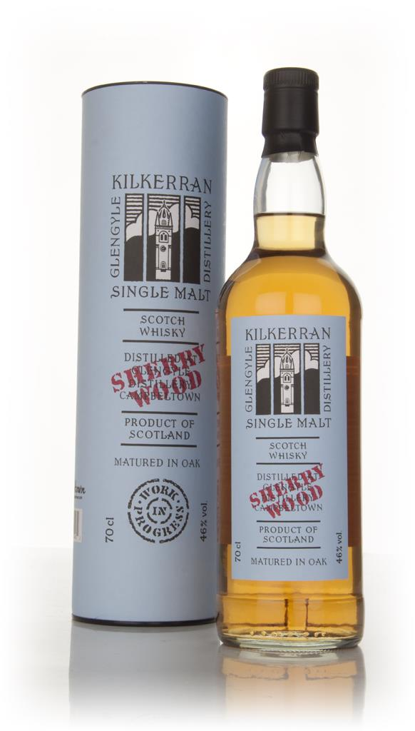 Kilkerran Work In Progress 5th Release -  Sherry Wood Single Malt Whisky