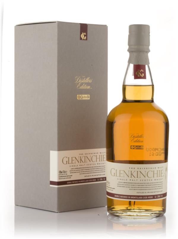 Glenkinchie 1992 Amontillado Finish - Distillers Edition Single Malt Whisky