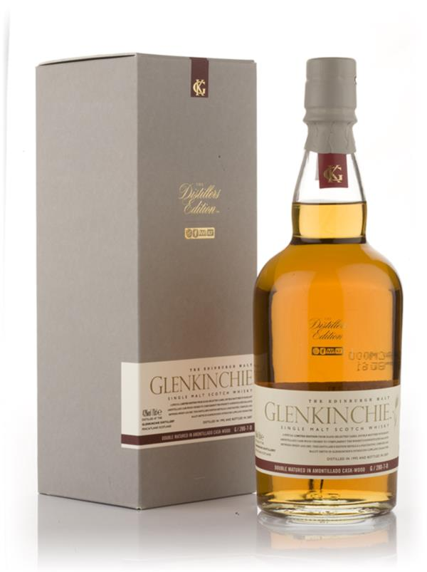 Glenkinchie 1995 Amontillado Finish - Distillers Edition Single Malt Whisky