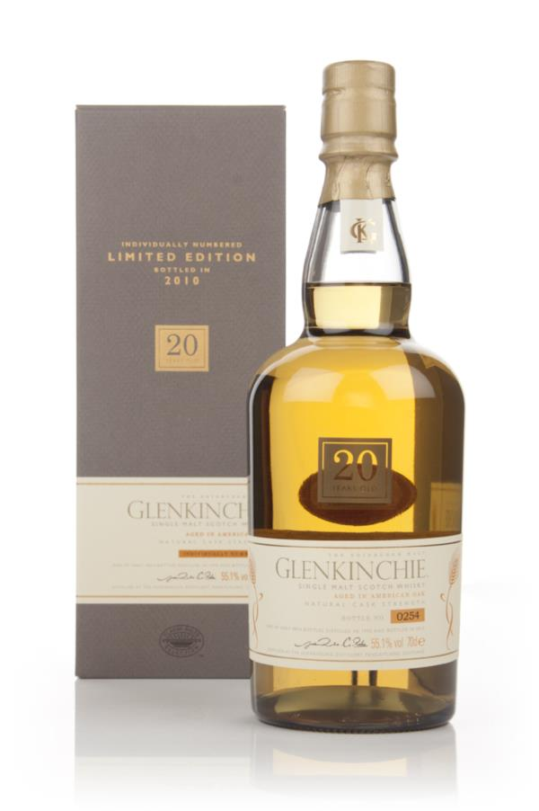 Glenkinchie 20 Year Old (2010 Release) Single Malt Whisky