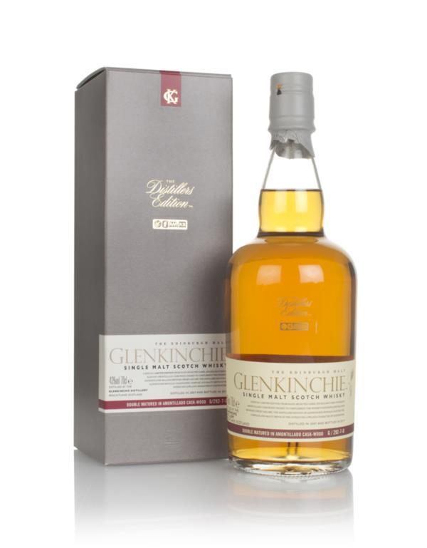 Glenkinchie 2007 (bottled 2019) Amontillado Cask Finish - Distillers E Single Malt Whisky