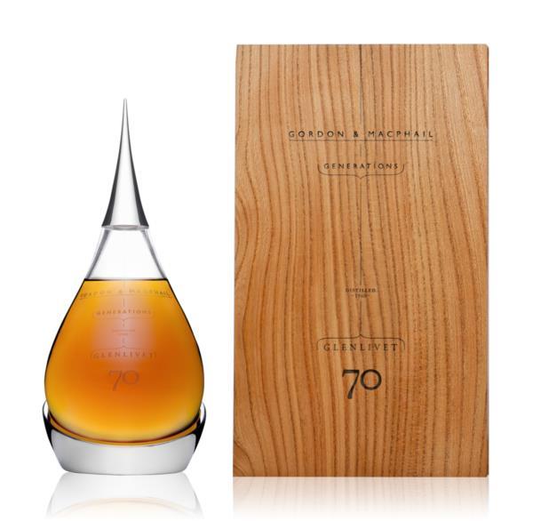 Glenlivet 70 Year Old 1940 20cl Single Malt Whisky