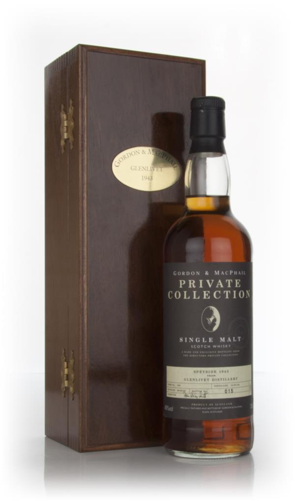 Glenlivet 1943 - Private Collection (Gordon & MacPhail) Single Malt Whisky