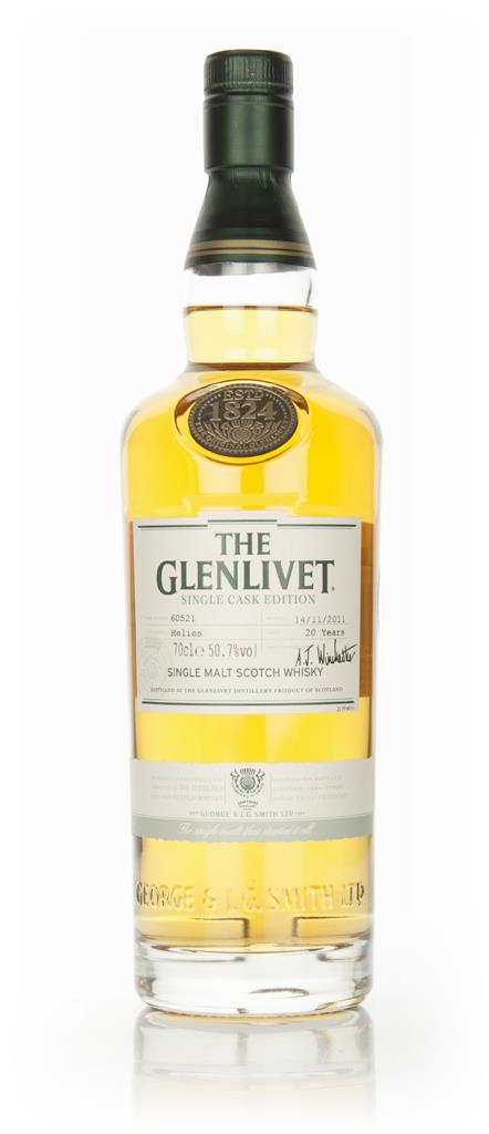 Glenlivet 20 Year Old Helios Single Malt Whisky