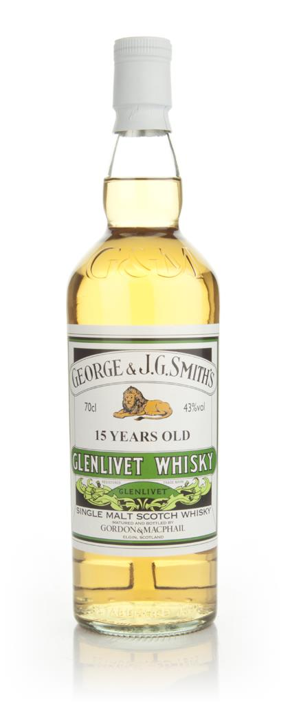 Smiths Glenlivet 15 Year Old Single Malt Whisky