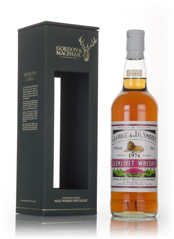 Smiths Glenlivet 1974 Single Malt Whisky
