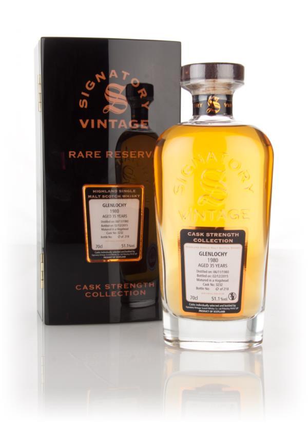 Glenlochy 35 Year Old 1980 (cask 3232) - Cask Strength Collection Rare Single Malt Whisky