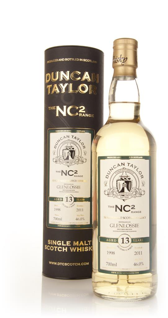 Glenlossie NC2 13 Year Old 1998 Single Malt Whisky