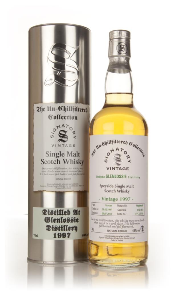 Glenlossie 16 Year Old 1997 (casks 812+813) - Un-Chillfiltered (Signat Single Malt Whisky