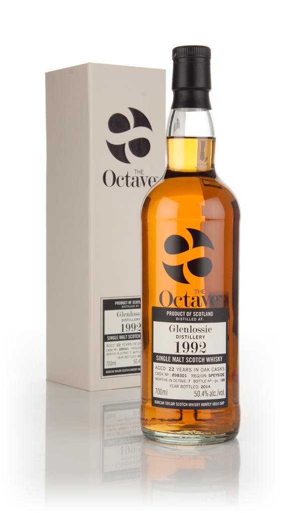 Glenlossie 22 Year Old 1992 (cask 898301) - The Octave (Duncan Taylor) Single Malt Whisky 3cl Sample