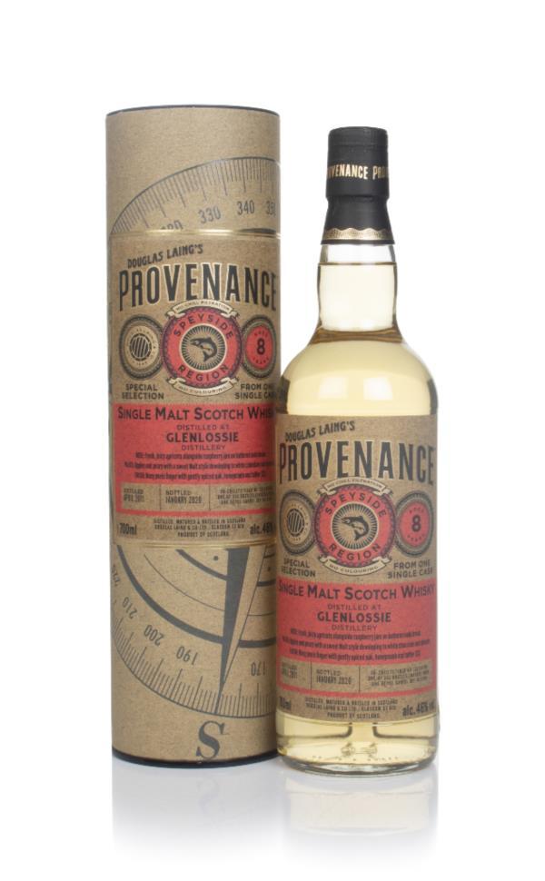 Glenlossie 8 Year Old 2011 (cask 13790)  - Provenance (Douglas Laing) Single Malt Whisky