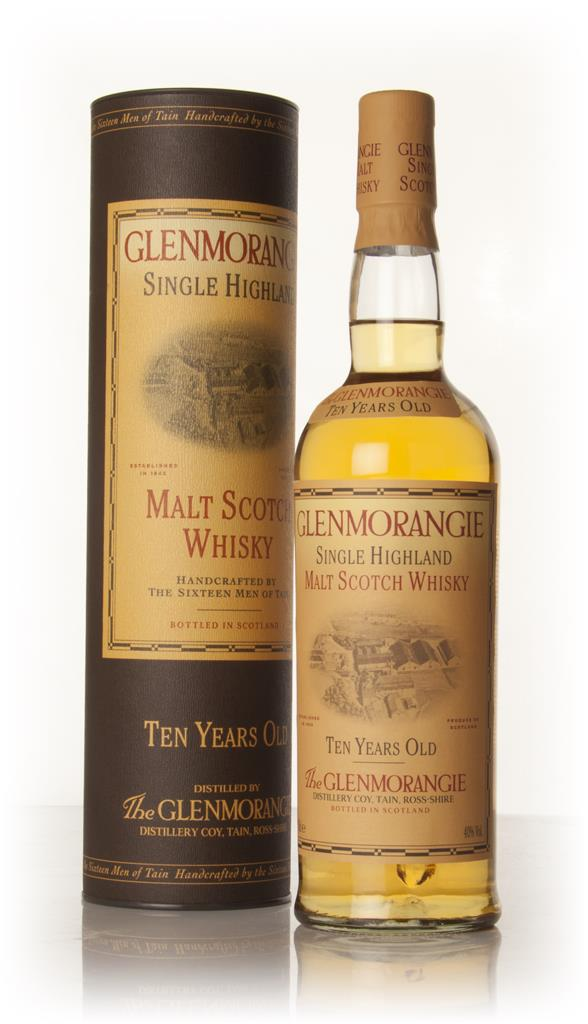 Glenmorangie 10 Year Old (Old Bottling) Single Malt Whisky