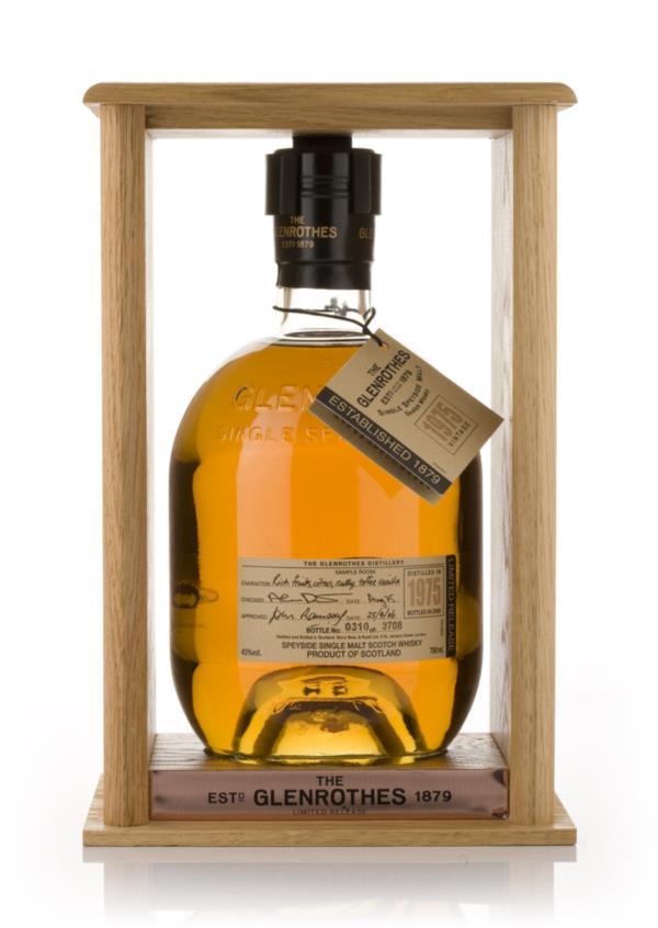 Glenrothes 1975 Single Malt Whisky