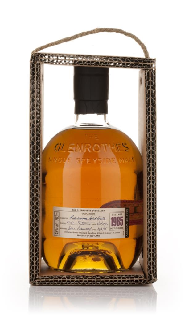 Glenrothes 20 Year Old 1985 Single Malt Whisky