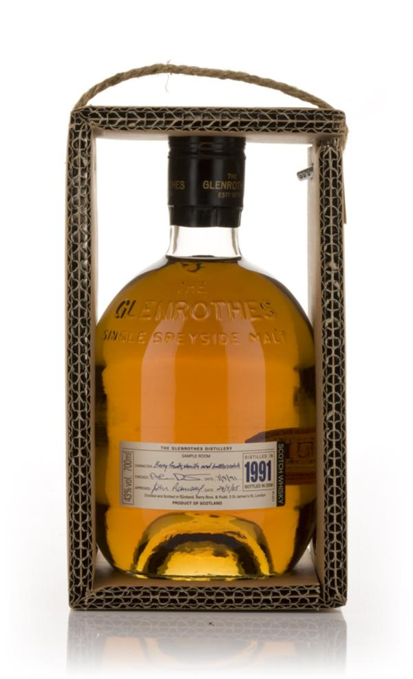 Glenrothes 1991 Single Malt Whisky