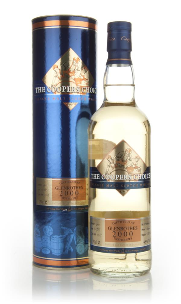 Glenrothes 10 Year Old 2000 - The Coopers Choice (Vintage Malt Single Malt Whisky