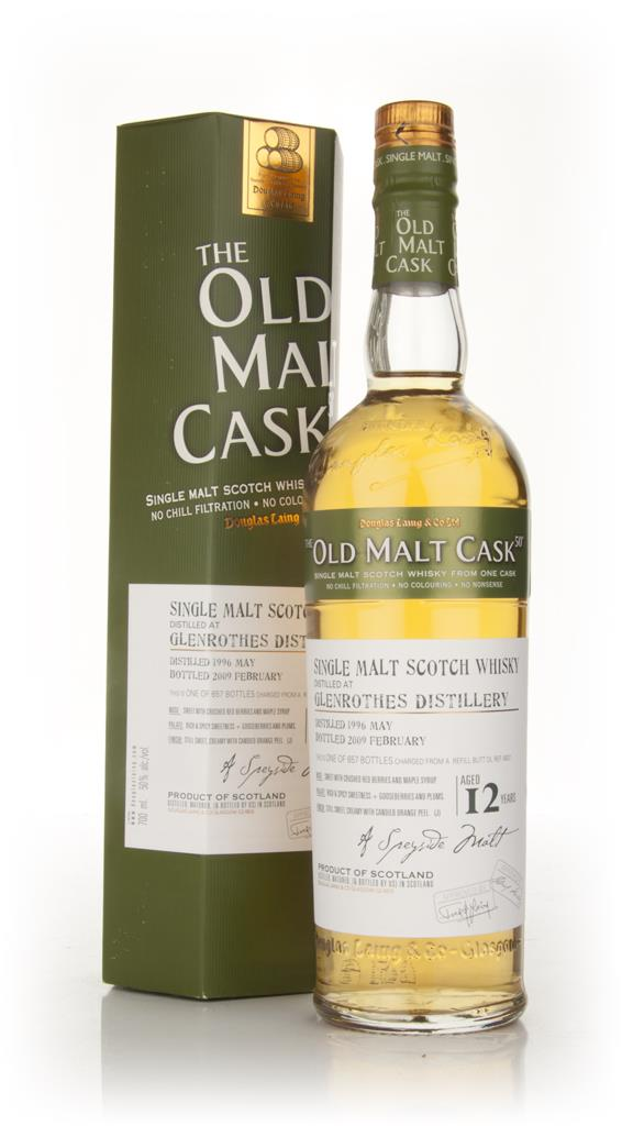 Glenrothes 12 Year Old 1996 - Old Malt Cask (Douglas Laing) Single Malt Whisky
