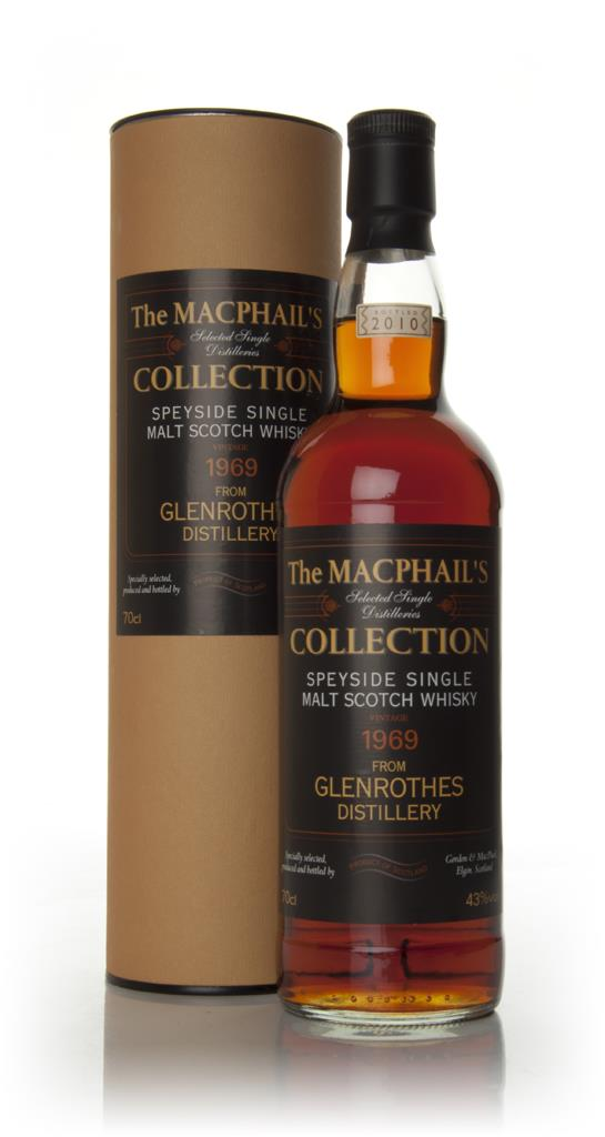 Glenrothes 1969 - The Macphails Collection (Gordon & Macphail) Single Malt Whisky
