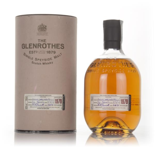 Glenrothes 1979 Single Malt Whisky