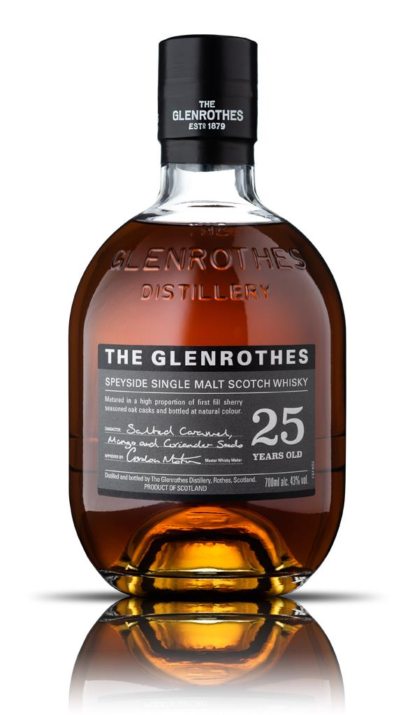 The Glenrothes 25 Year Old - Soleo Collection 3cl Sample Single Malt Whisky