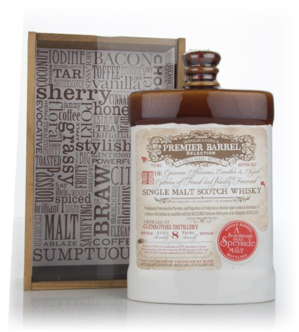 Glenrothes 8 Year Old - Premier Barrel (Douglas Laing) Single Malt Whisky