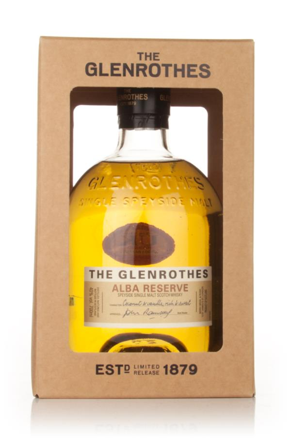 Glenrothes Alba Reserve Single Malt Whisky