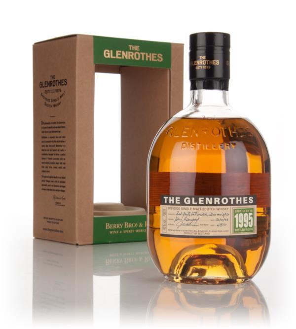 The Glenrothes 1995 (bottled 2014) 3cl Sample Single Malt Whisky