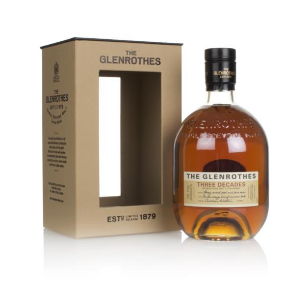 The Glenrothes Three Decades 3cl Sample Single Malt Whisky